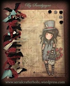 Gorjuss Book by Sarahjayne wm