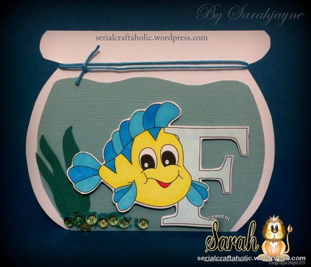 F is for Fish by Sarahjayne