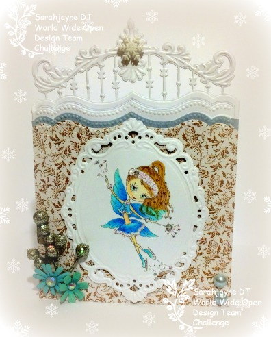 Julia Spiri Snow Fairy by Sarahjayne.jpg