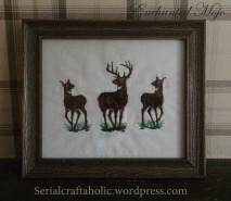 Deer & Stag Picture